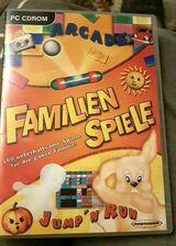 PC CD ROM  Familen Spielesamlung mit 100 Spiele (USK 0),2007