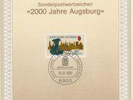 ETB - Ersttagsblatt - Sammlung - Deutsche Bundespost - Jahrgang 1985  (626) - Hamburg