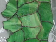 Tiffany Glasbild Landkarte nach Wunsch - Krefeld