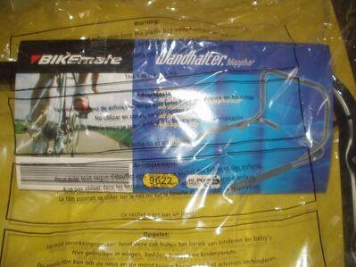Fahrradwandhalter NEU 2 Stück für 4 Fahrräder unbenutzt - Overath