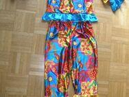 Karnevalskostüm Kostüm bunt Exotic Girl Hippy Gr. 128/140 7-10 Jahre Verkleidungskiste Fasching - Krefeld