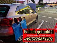 Falsch getankt in Nürnberg? Wir helfen ihnen 24h mobil vor ort! 24h-servicehotline +4915226874402 - Nürnberg