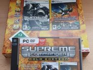 Supreme Commander Gold Edition PC auch online - Frankfurt (Main) Zeilsheim