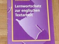 Diesterweg - Lernwortschatz zur englischen Textarbeit - Sonsbeck