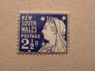 Australien Queen Victoria 1897-03,Mi:AU-NS 85,Lot 366