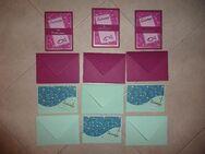 Einladungskarten zur Erstkommunion zu verkaufen *handmade* - Walsrode