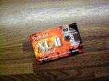 Maxell XL-II 90 Musikkassette leer OVP