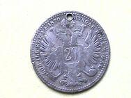 20 Kreuzer 1870,Habsburg,Franz I.,Lot 227