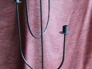 stabiler fünfarmiger Metall-Kerzenständer - Bad Belzig