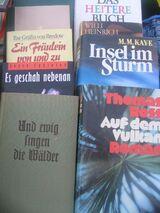 Romane und ähnliche Literatur ohne Ende / Teil 6