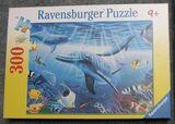 """Delfin 300 Puzzle Ravensburger """"Delfinwelt"""""""