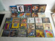 28 CD DVD Musik Film Rock Pop Action Sammlung - Hagen (Stadt der FernUniversität) Dahl