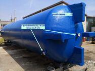 P175 gebrauchte 100.000 L Polyestertanks GFK-Tanks Wassertanks Gülletanks oberirdische Lagerbehälter stehend oder liegend von Vetro Resina - Nordhorn