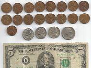 Münzen / Banknote Vereinigte Staaten von Amerika (USA) 1935 bis 1971 - Bremen