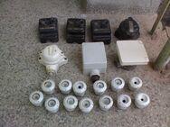 Elektro-Teile-Sortiment, über 250-teilig (evtl. Ersatzteilträger) - Simbach (Inn)