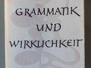 Ida Renner: Grammatik und Wirklichkeit (1964) - Münster
