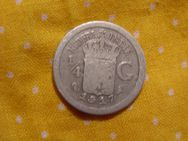 ¼ Gulden Niederlande-Wilhelmina-East Indies 1917,Lot 322 - Reinheim