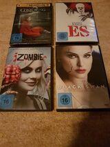Film DVD's verschiedene,  Preise siehe Text
