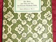 Insel-Bücherei Nr. 1- original von 1917 - Niederfischbach