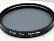 Polarisationsfilter Rowi 72 mm, linear - Kiel Ellerbek
