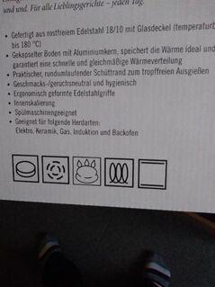 Kochtopf 24cm Rösle Elegance + Edelstahl Topf 5 Ltr. - Marl (Nordrhein-Westfalen)