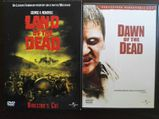 DVD Land of the Dead + Dawn of the Dead