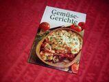 Gemüse- Gerichte Kochbuch illustriert