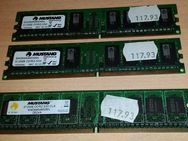 Mustang Black Line DIMM 1,5 GB, DDR2-533, CL4 (M40646465X6N) - Verden (Aller)