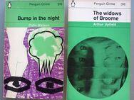 2 Penguin-Krimis von Colin Watson + Arthur Upfield (1962+63) - Münster