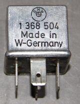 BMW  1368504  1 368 504 12V 30A  Relais Oldtimer