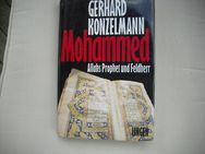 Mohammed - Allahs Prophet und Feldherr. Gebundene Ausgabe v. 1980, Lingen Verlag. Gerhard Konzelmann (Autor) - Rosenheim
