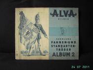 FAHNEN u. STANDARTENTRÄGER ALVA Bildersammlung von 1933 - Duisburg