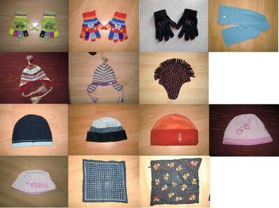 Mützen, Handschuhe und Co zu verkaufen - Walsrode