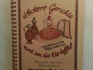 """Kochbuch REZEPTE AUS DEM MÜNSTERLAND """"Rund um die Kartoffel"""" - Hagen (Stadt der FernUniversität) Dahl"""