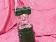 Outdoorlampe / Zeltlaterne / Blinklicht / Orientierungslicht / Lampe, wie neu - Zeuthen