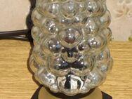 Paar Vintage Retro Bubble Glas Tisch Lampen Nachttisch Leuchten - Köln