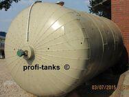 V²A Edelstahltank 12.000 L isoliert Futtermitteltank Chemietank