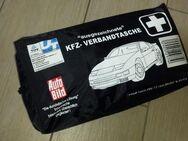 Verbandstasche schwarz, KFZ Verbandstasche  Erste Hilfe Reise Set - Leverkusen