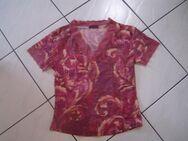 Shirt mit V-Ausschnitt von Schumacher Gr. M - Hamburg Hamburg-Nord