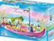 Playmobil Prunkschiff der Feenkönigin Nr. 5445 incl. Motor - Taufkirchen (Vils)