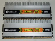 2 x 2 GB DDR III Corsair XMS Ram (PC3-10600, 1333 MHz) - Gelsenkirchen