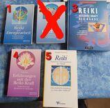 Reiki Sachbücher