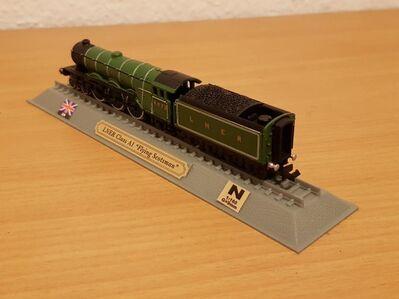 """Modell LNER Class A1 """"Flying Scotsman - Kassel"""