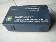 Kraftwagen – Verbandskasten B DIN von HARTMANN - Wesseling
