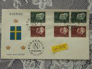 Schweden Erstagsbrief,1966,  Mi.Nr.566,567,Lot 112