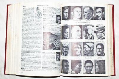 Buch: Bertelsmann Volkslexikon mit über 4000 Abbildungen / geb. Ausgabe - Andernach