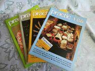 DDR PRACTIC Hefte 1/86 + 2/86 + 3/86 + 4/86 / Selbstbautechnik / Basteln + Bauen - Zeuthen