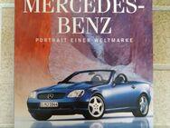 """Buch Mercedes Benz """"Portrait einer Weltmarke"""" - Kassel Niederzwehren"""