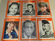DER SPIEGEL 1956 1957 1958 1959 Einzelverkauf - Coesfeld