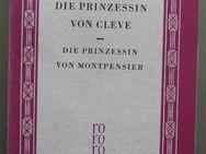 Madame de Lafayette: Die Prinzession von Cleve – Die Prinzessin von Montpensier - Münster